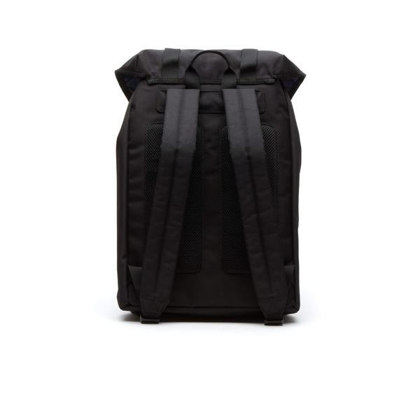 Lacoste Erkek Neocroc Siyah Sırt Çantası