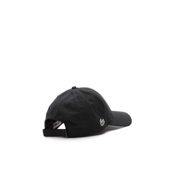 Lacoste Unisex Siyah Şapka