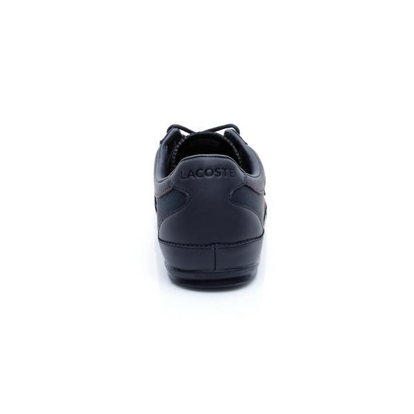 Lacoste Erkek Misano 318 1 Lacivert Casual Ayakkabı