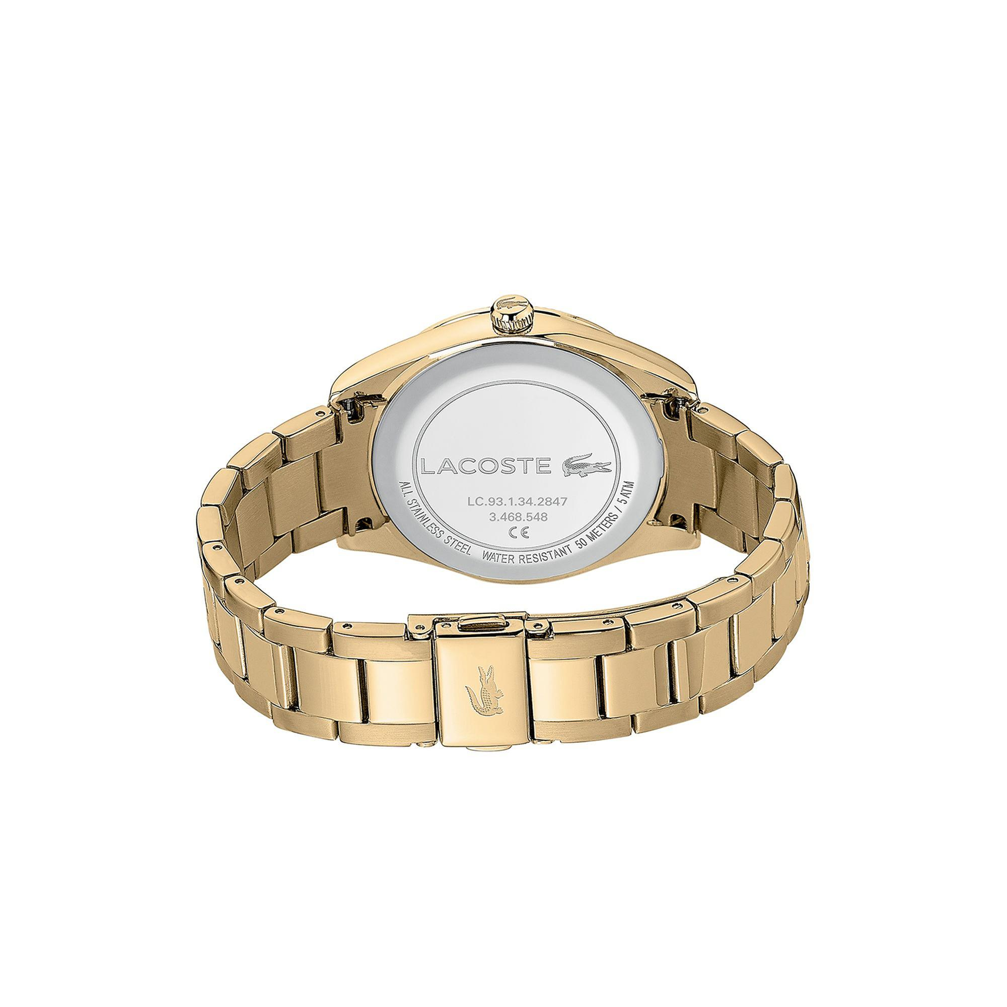 Lacoste Kadın Altın Rengi Saat