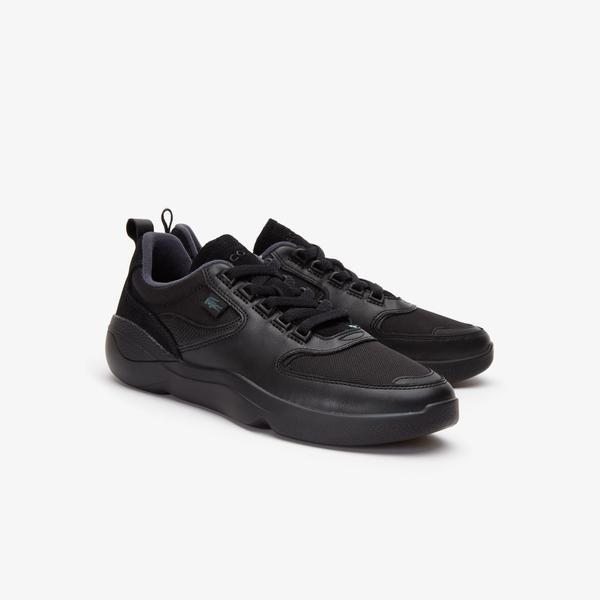 Lacoste Erkek Wildcard 319 1 Sma Siyah Sneaker