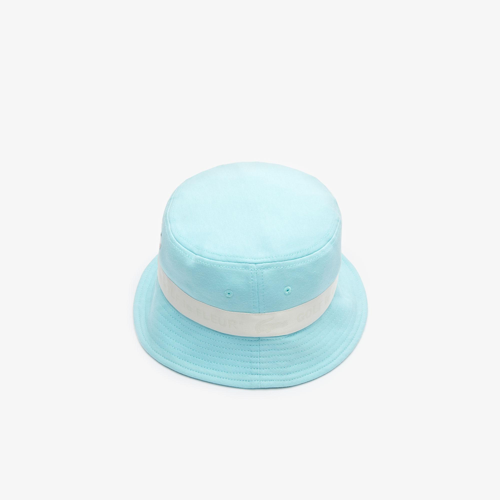 Lacoste X GOLF le FLEUR Unisex Mavi Şapka