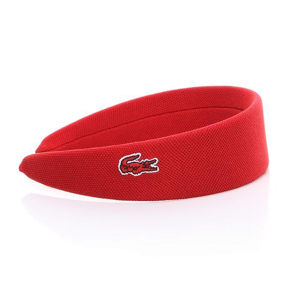 Lacoste Kadın Kırmızı Saç Bandı