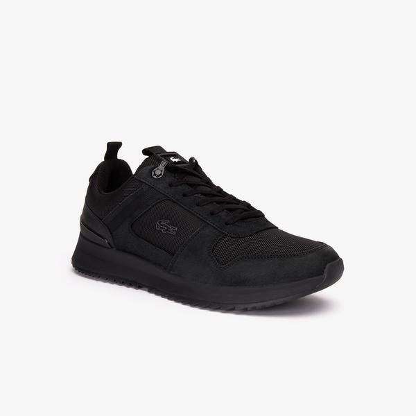 Lacoste Joggeur 2.0 319 3 Sma Erkek Siyah Casual Ayakkabı