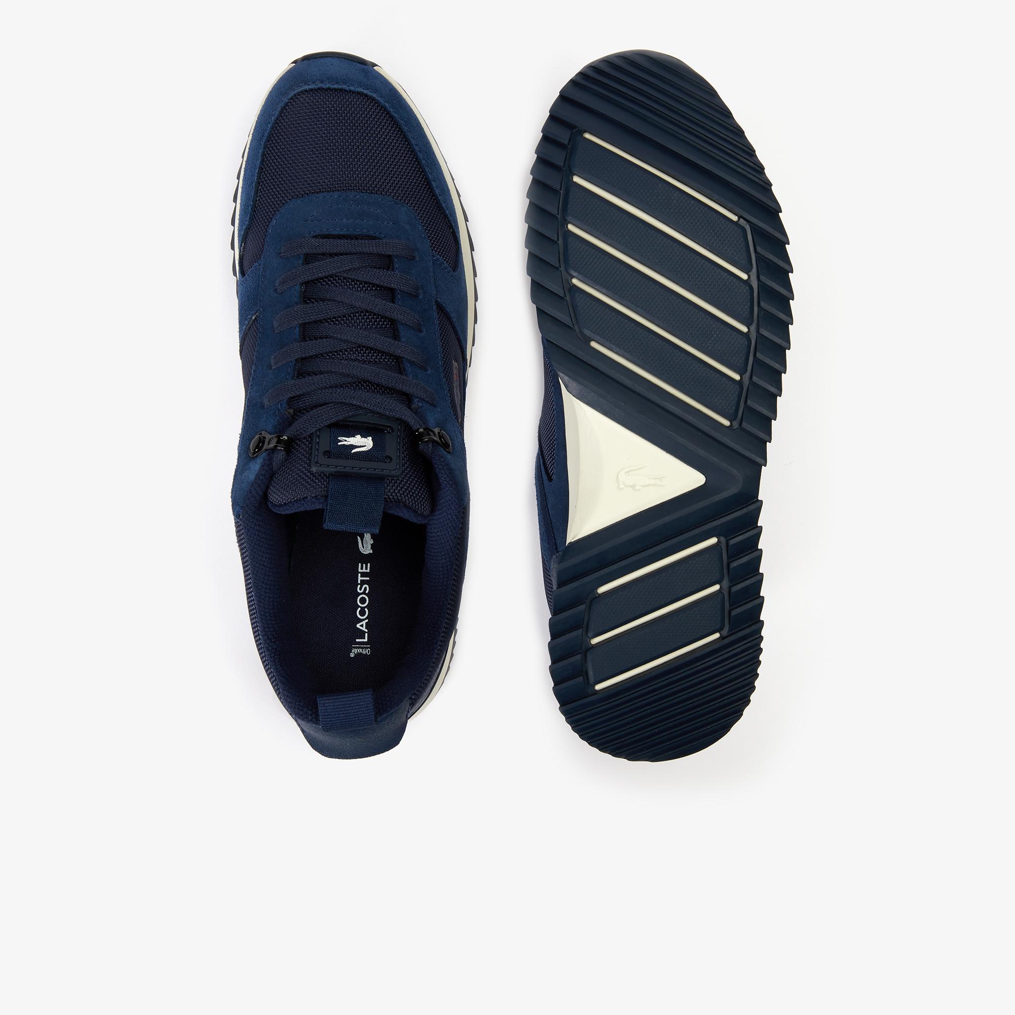 Lacoste Joggeur 2.0 319 1 Sma Erkek Lacivert - Koyu Mavi Sneaker