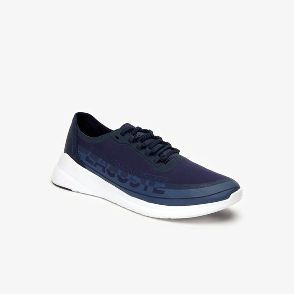 Lacoste Lt Fit 319 2 Sma Erkek Lacivert - Beyaz Sneaker
