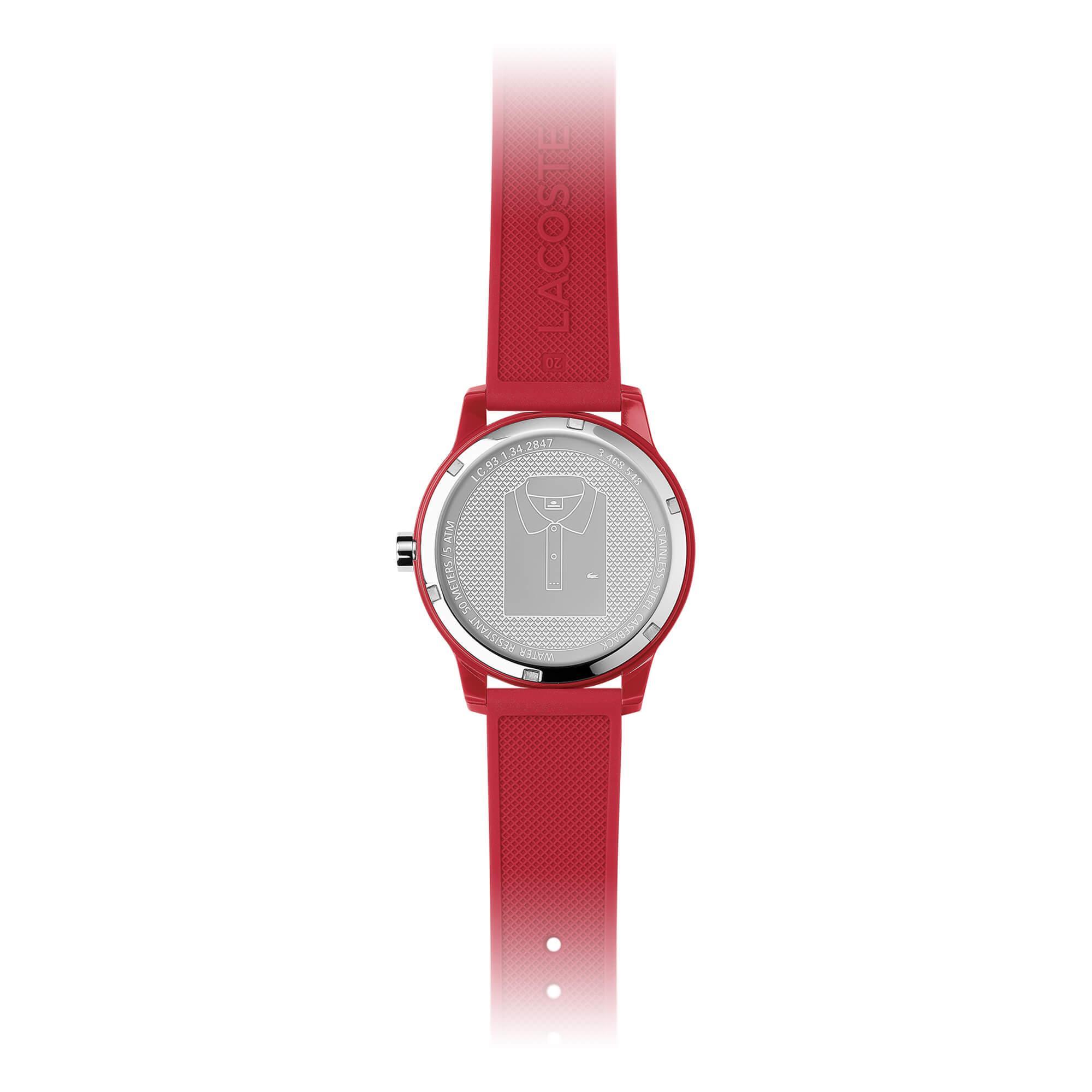 Lacoste L1212 Unisex Kırmızı Saat