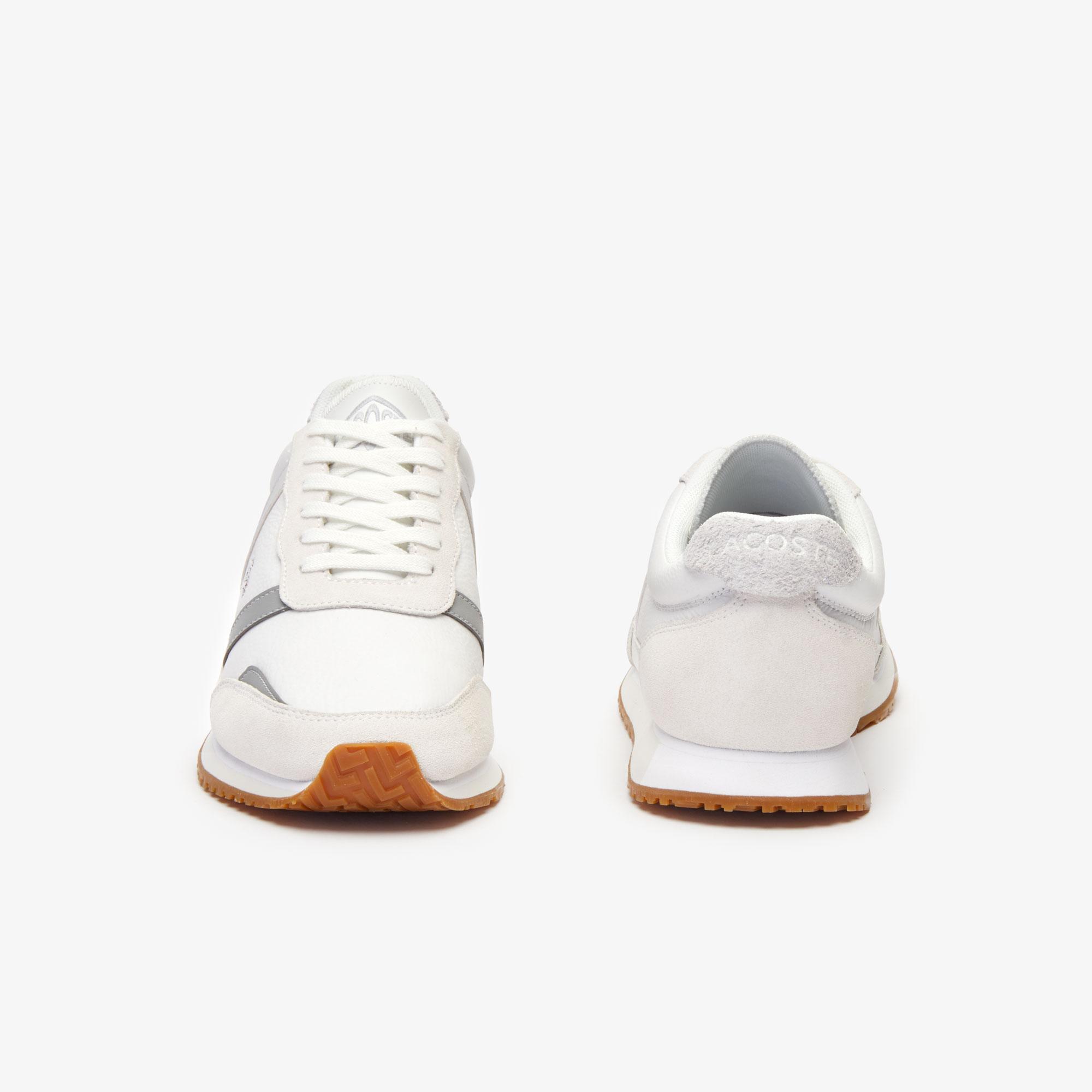 Lacoste Partner 319 1 Sfa Kadın Bej - Gri Sneaker