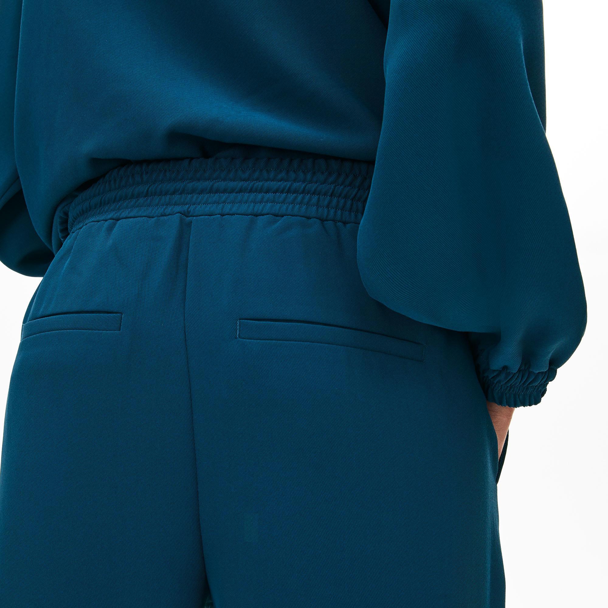Lacoste Kadın Mavi Eşofman Altı
