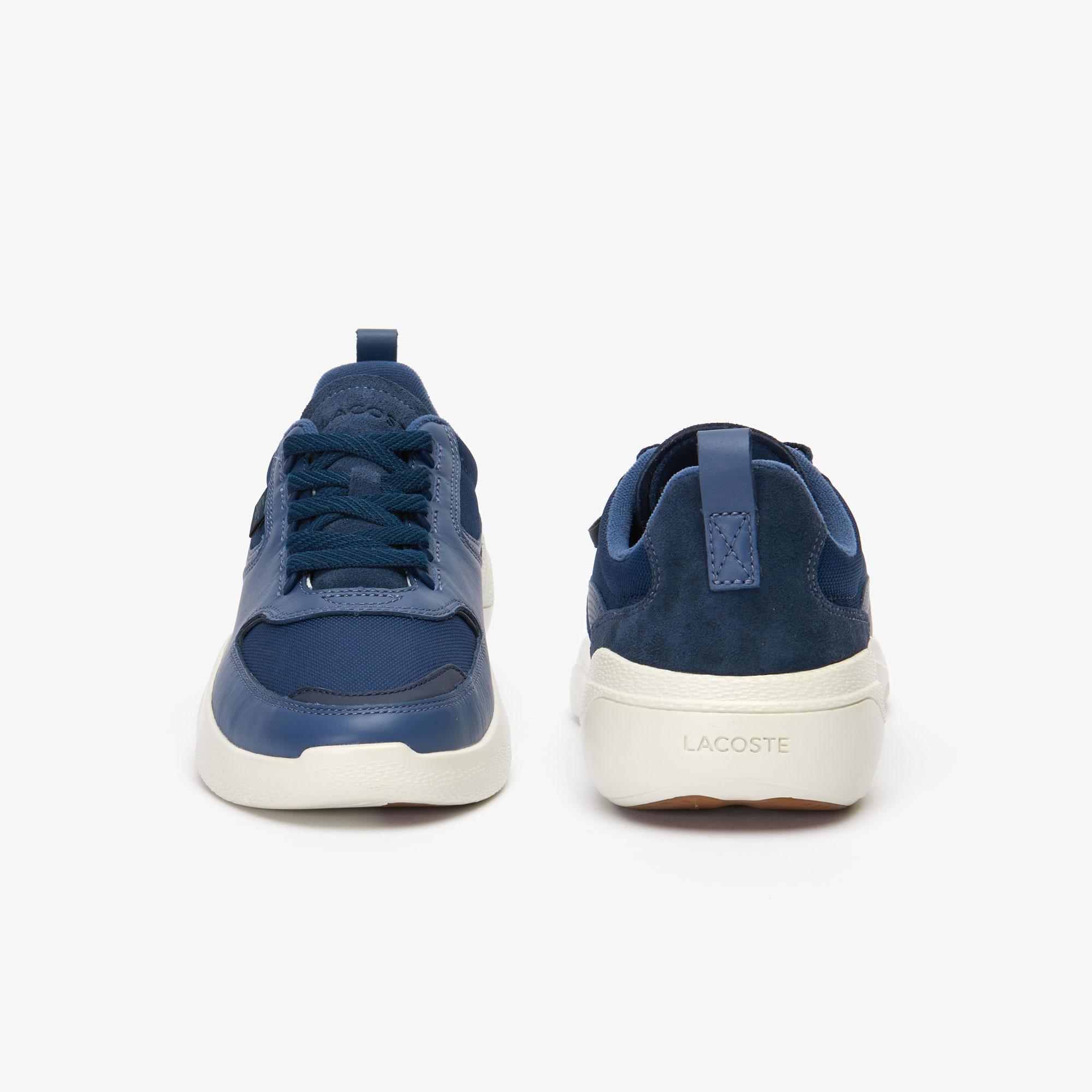 Lacoste Wildcard 319 1 Sma Erkek Lacivert - Bej Sneaker