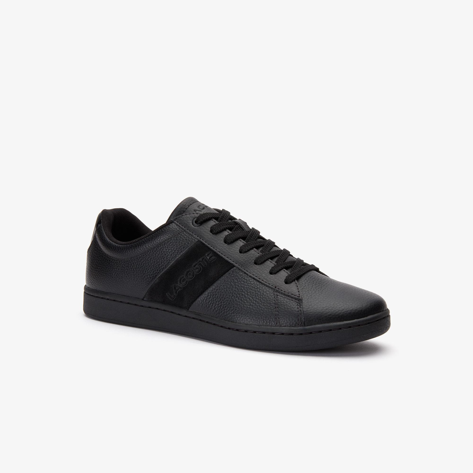 Lacoste Carnaby Evo 319 1 Sma Erkek Siyah Sneaker