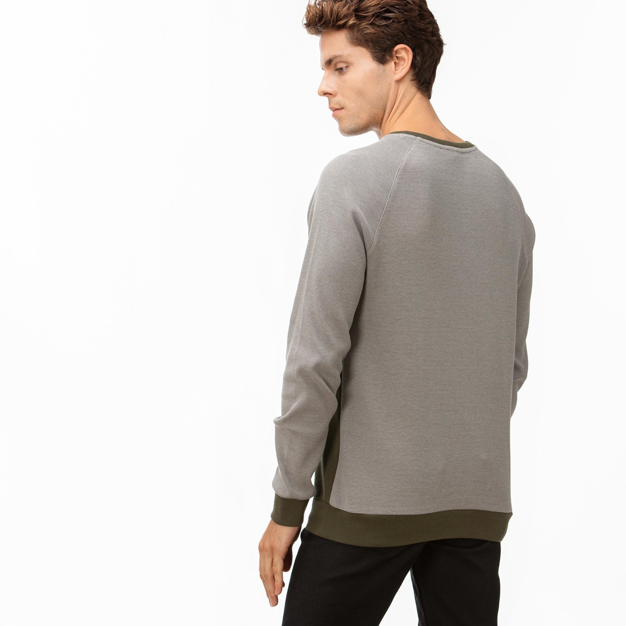 Lacoste Erkek Yeşil Uzun Kollu T-Shirt