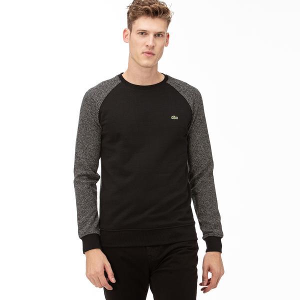 Lacoste Erkek Siyah Uzun Kollu T-Shirt