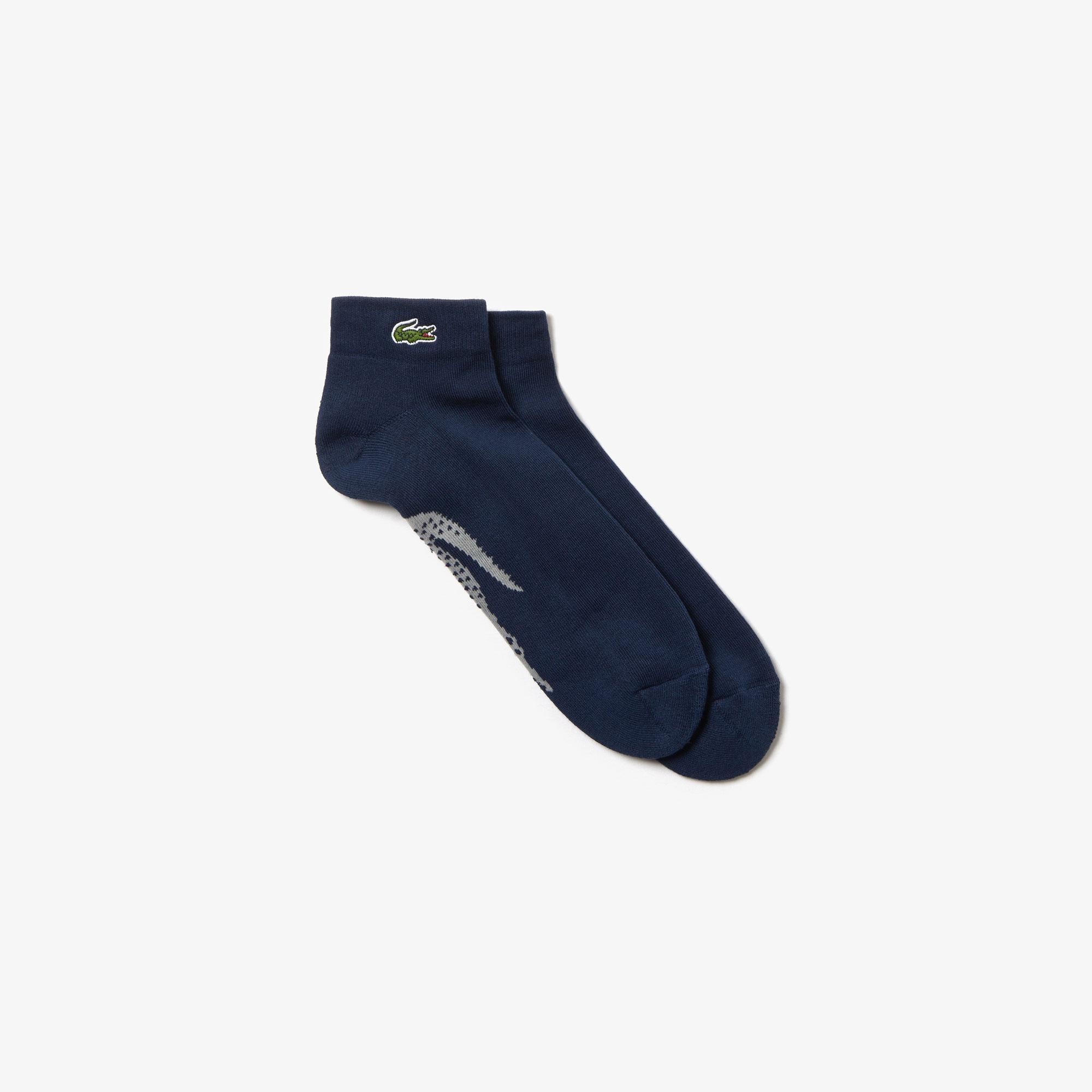 Lacoste Sport Unisex Lacivert Çorap