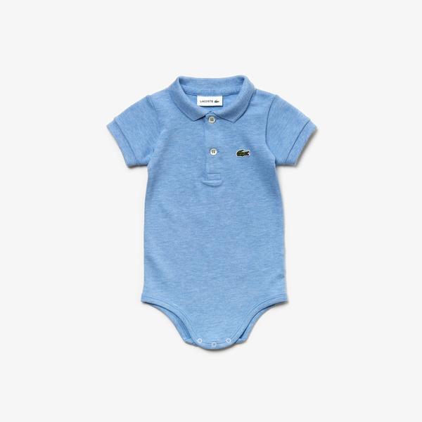 Lacoste Bebek Mavi Body Hediye Seti