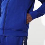 Lacoste Sport Erkek Kapüşonlu Mavi Sweatshirt
