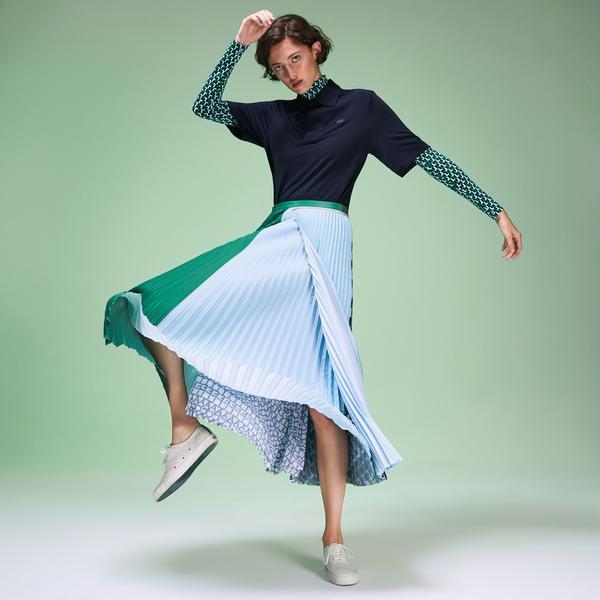 Lacoste Fashion Show Unisex Lacivert Polo