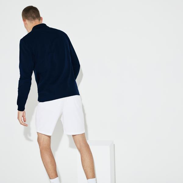 Lacoste Sport Erkek Uzun Kollu Lacivert Polo