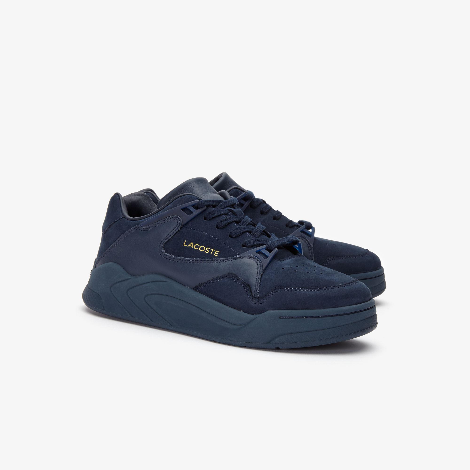 Lacoste Court Slam 419 1 Sma Erkek Lacivert Sneaker