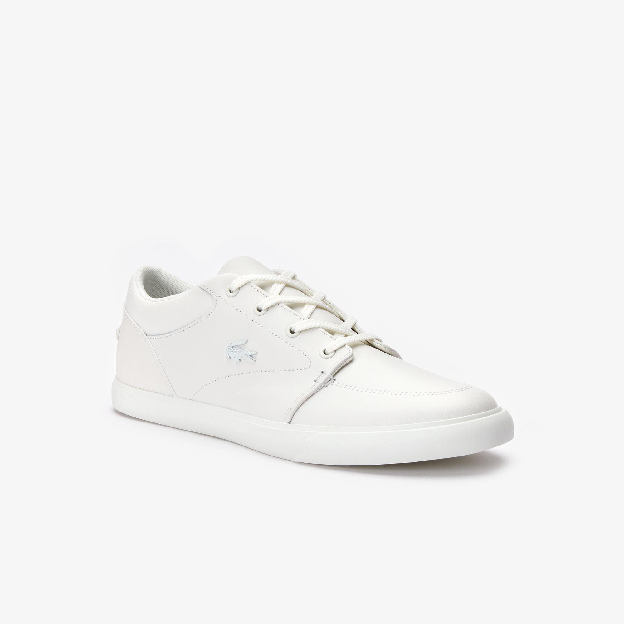 Lacoste Bayliss 419 1 Cma Erkek Bej Casual Ayakkabı