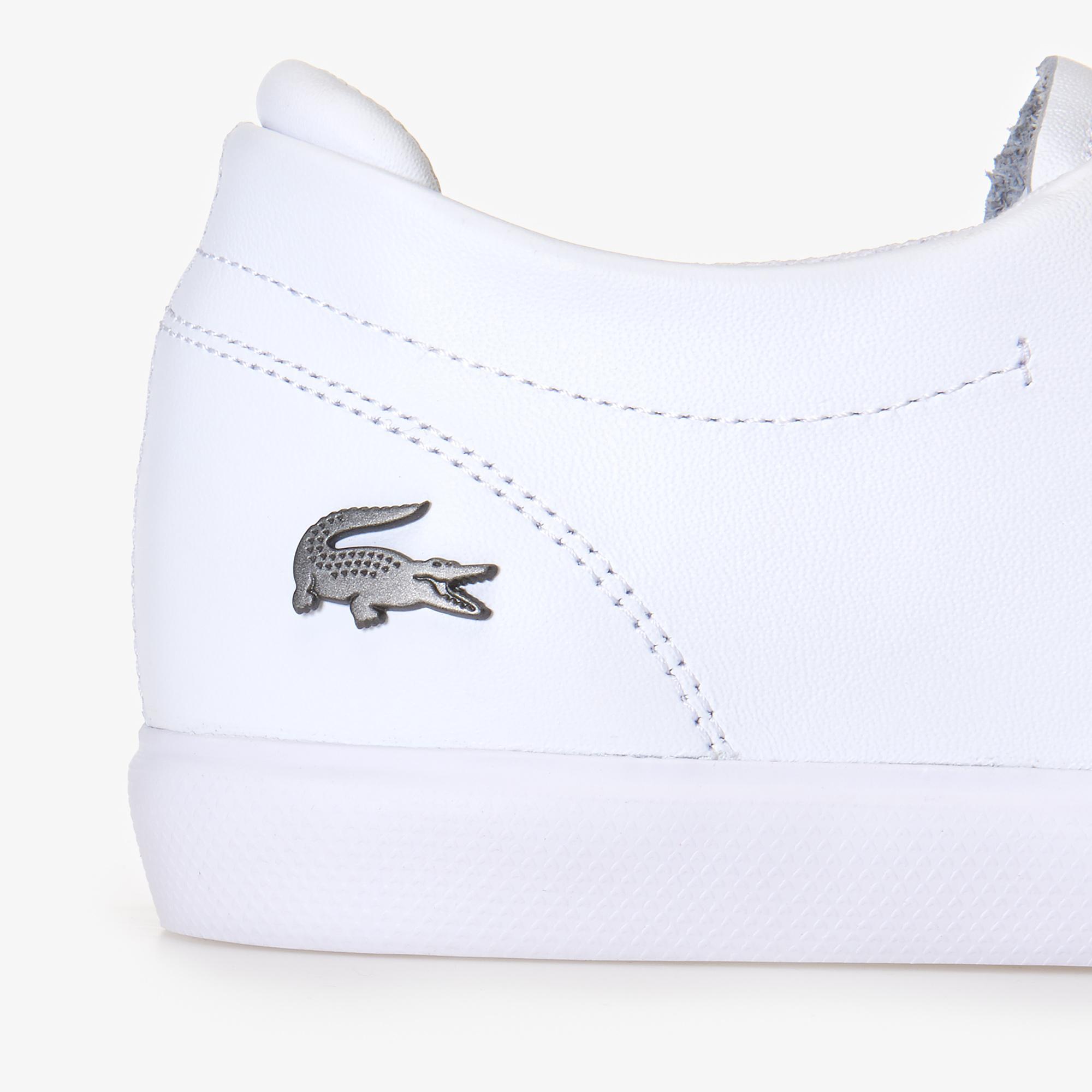 Lacoste Esparre BL 1 Erkek Beyaz Casual Ayakkabı