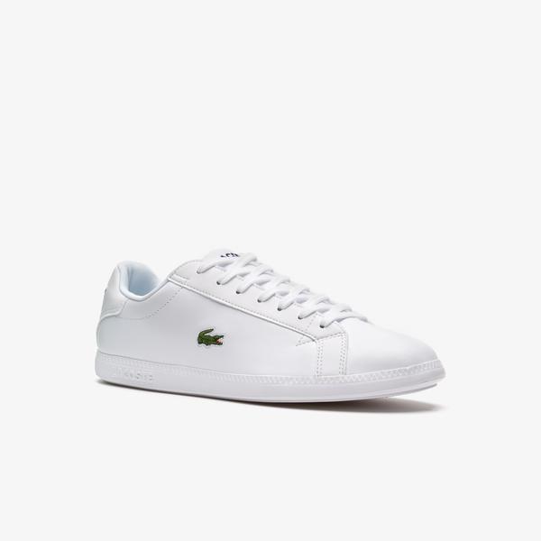 Lacoste Graduate BL 1 Erkek Beyaz Sneaker