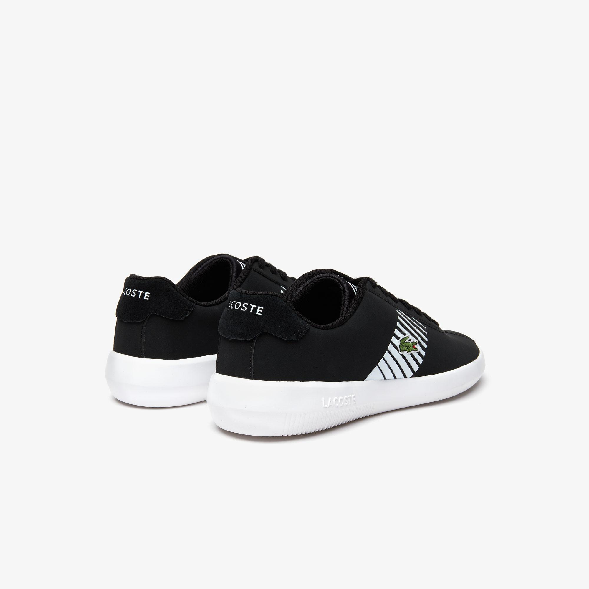 Lacoste Avance 319 1 Sma Erkek Siyah Sneaker