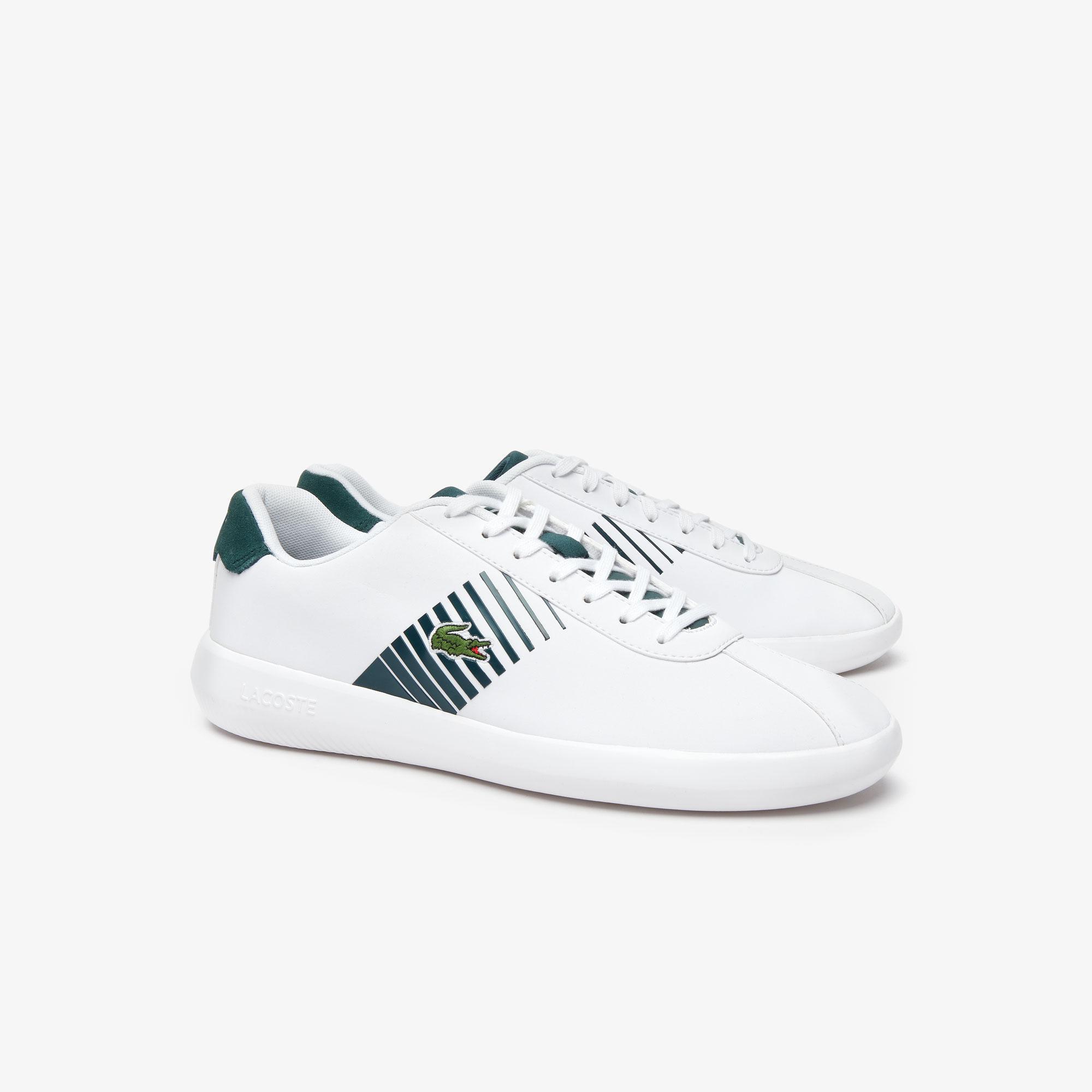 Lacoste Avance 319 1 Sma Erkek Beyaz Sneaker