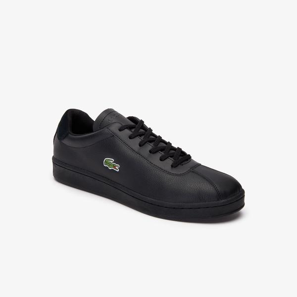Lacoste Masters 319 2 Sma Erkek Siyah Sneaker