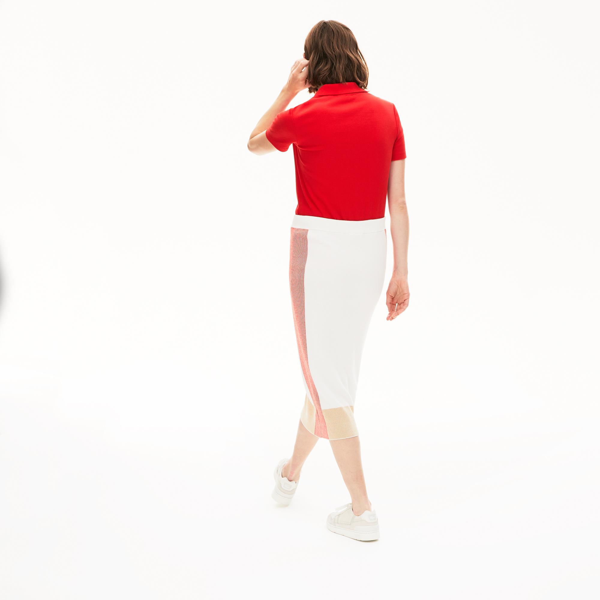 Lacoste Motion Kadın Kırmızı Polo