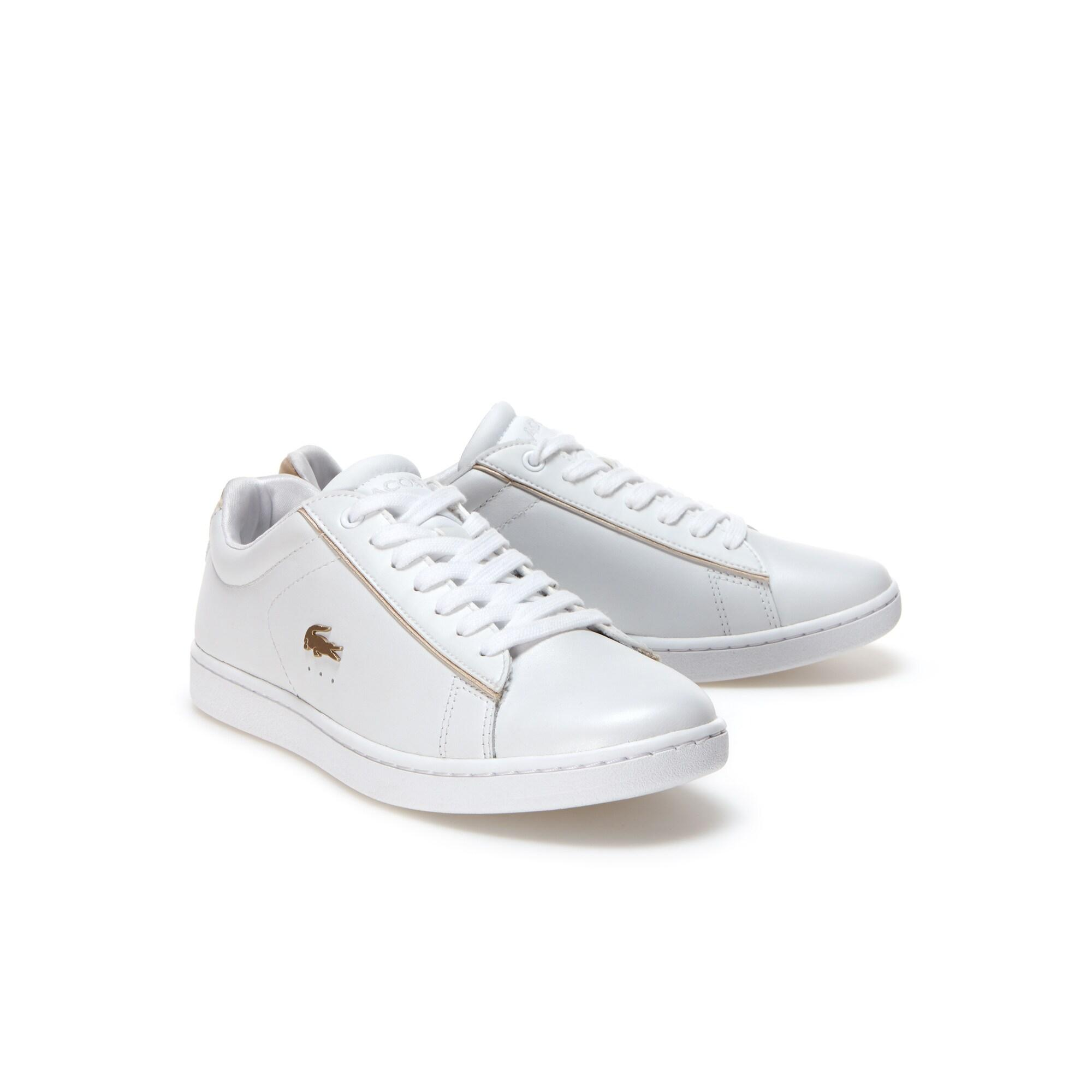 Lacoste Kadın Carnaby Evo 118 6 Beyaz Sneaker