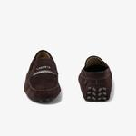 Lacoste Plaisance 120 1 Cma Erkek Koyu Kahverengi - Haki Casual Ayakkabı