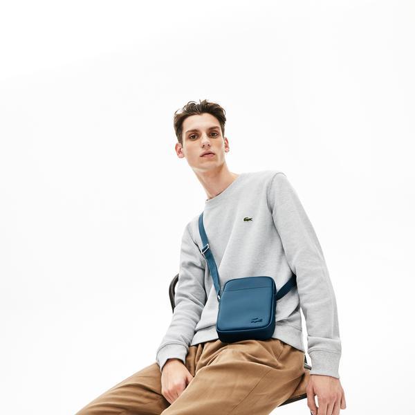 Lacoste Men's Classic Mavi Kamera Çantası