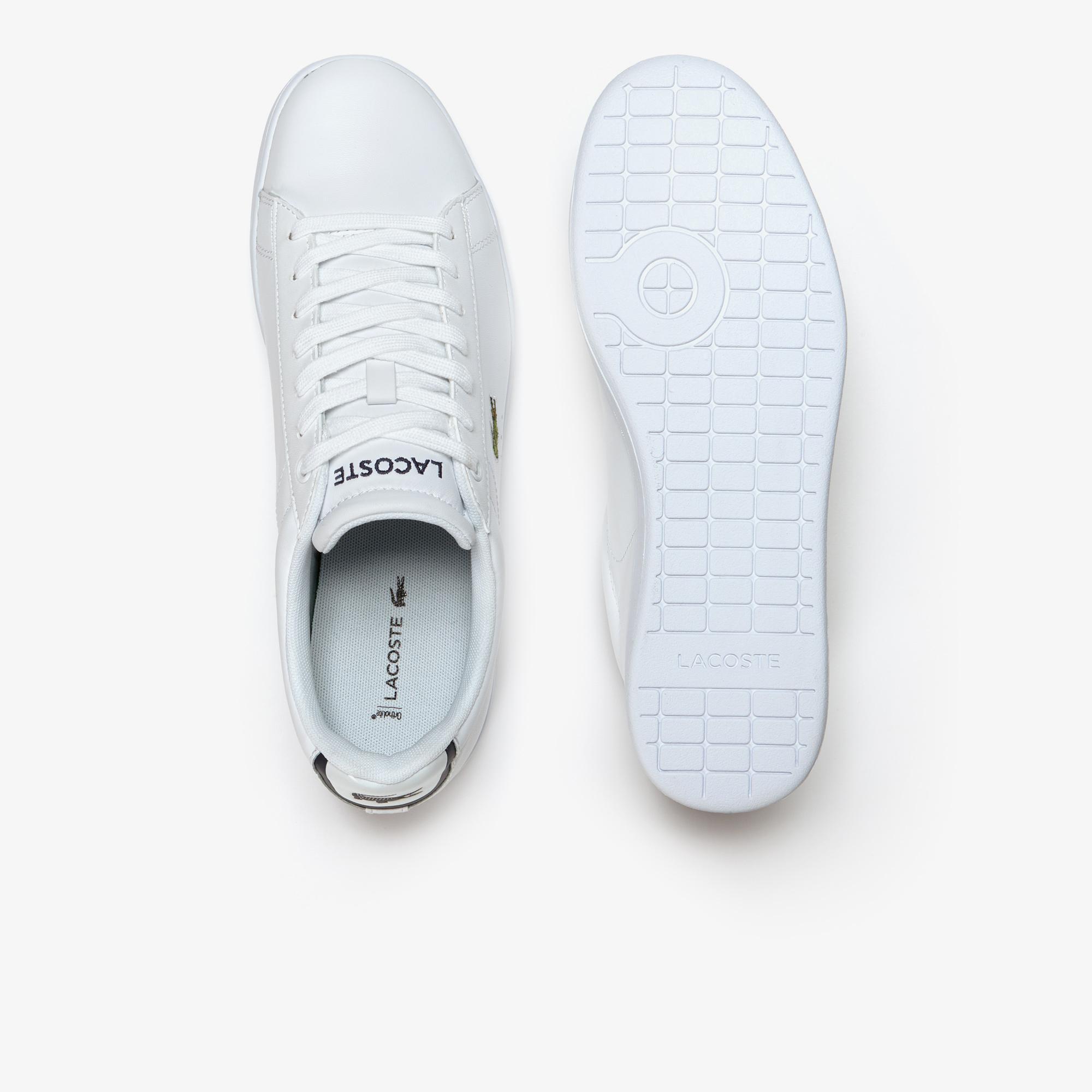 Lacoste Carnaby Erkek Beyaz Sneaker