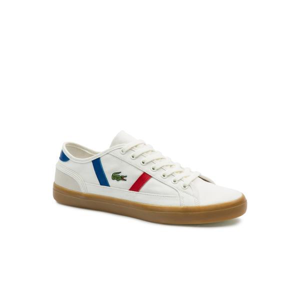 Lacoste Sideline Erkek Beyaz Ayakkabı