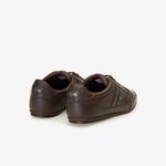 Lacoste Chaymon BL 1 Erkek Koyu Kahve Casual Ayakkabı