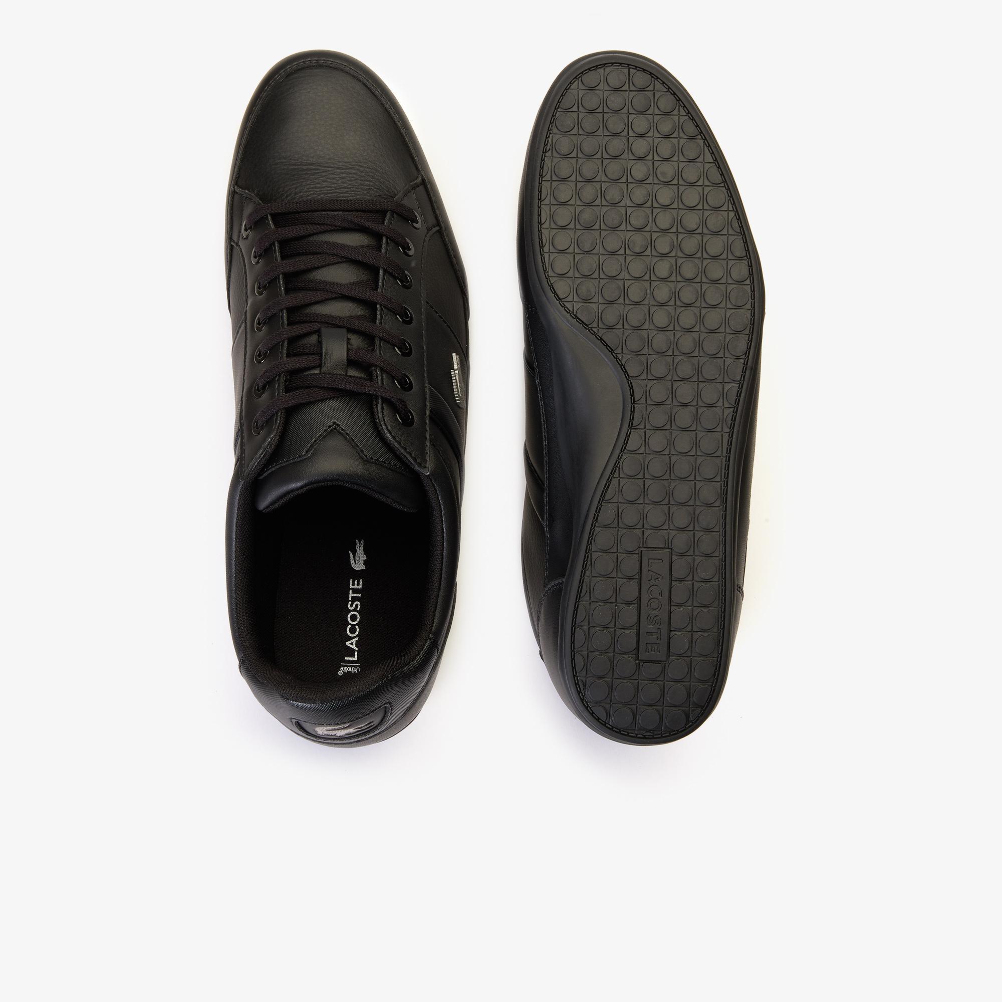 Lacoste Chaymon BL 1 Cma Erkek Siyah Sneaker