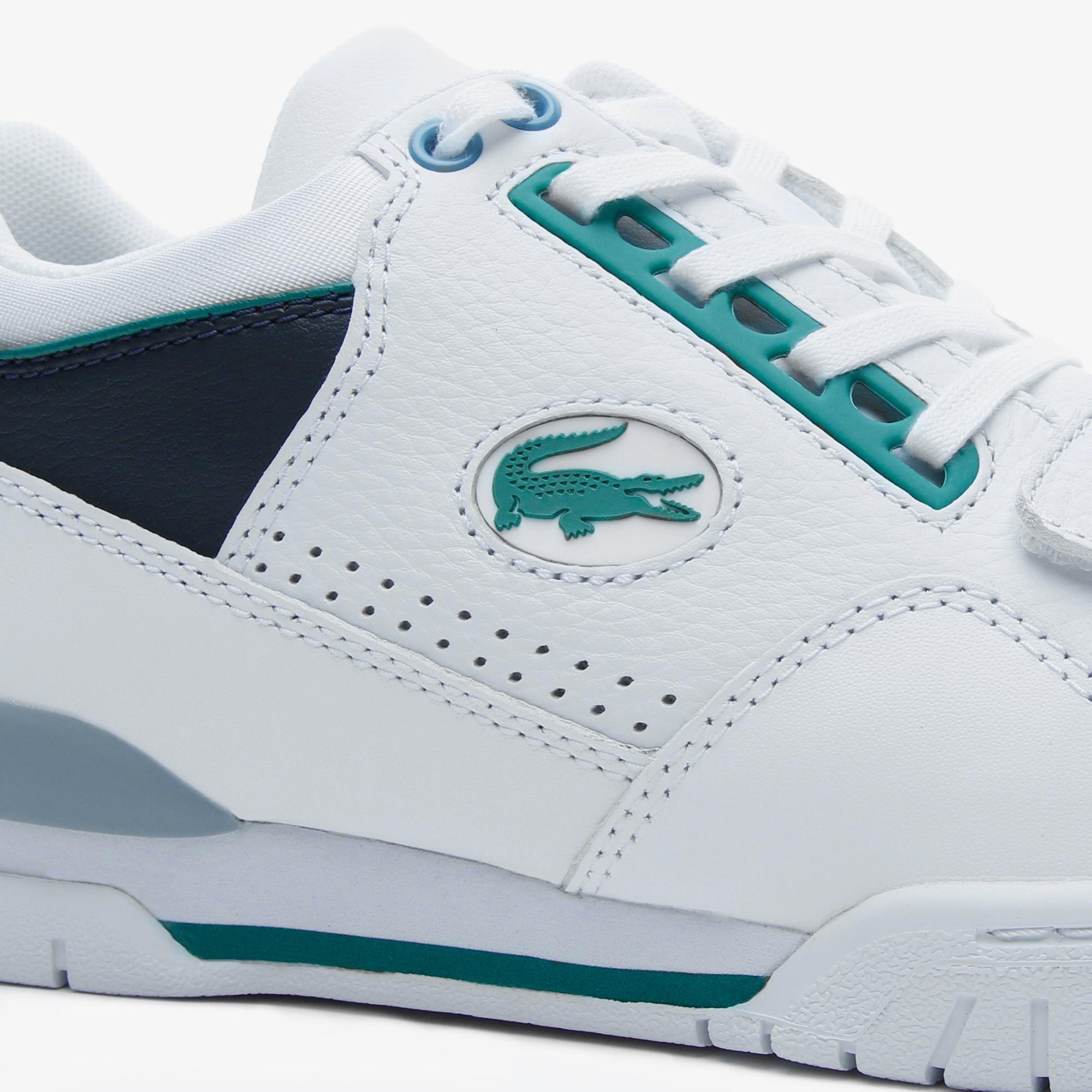 Lacoste Missouri 120 1 Sma Erkek Beyaz Deri Sneaker