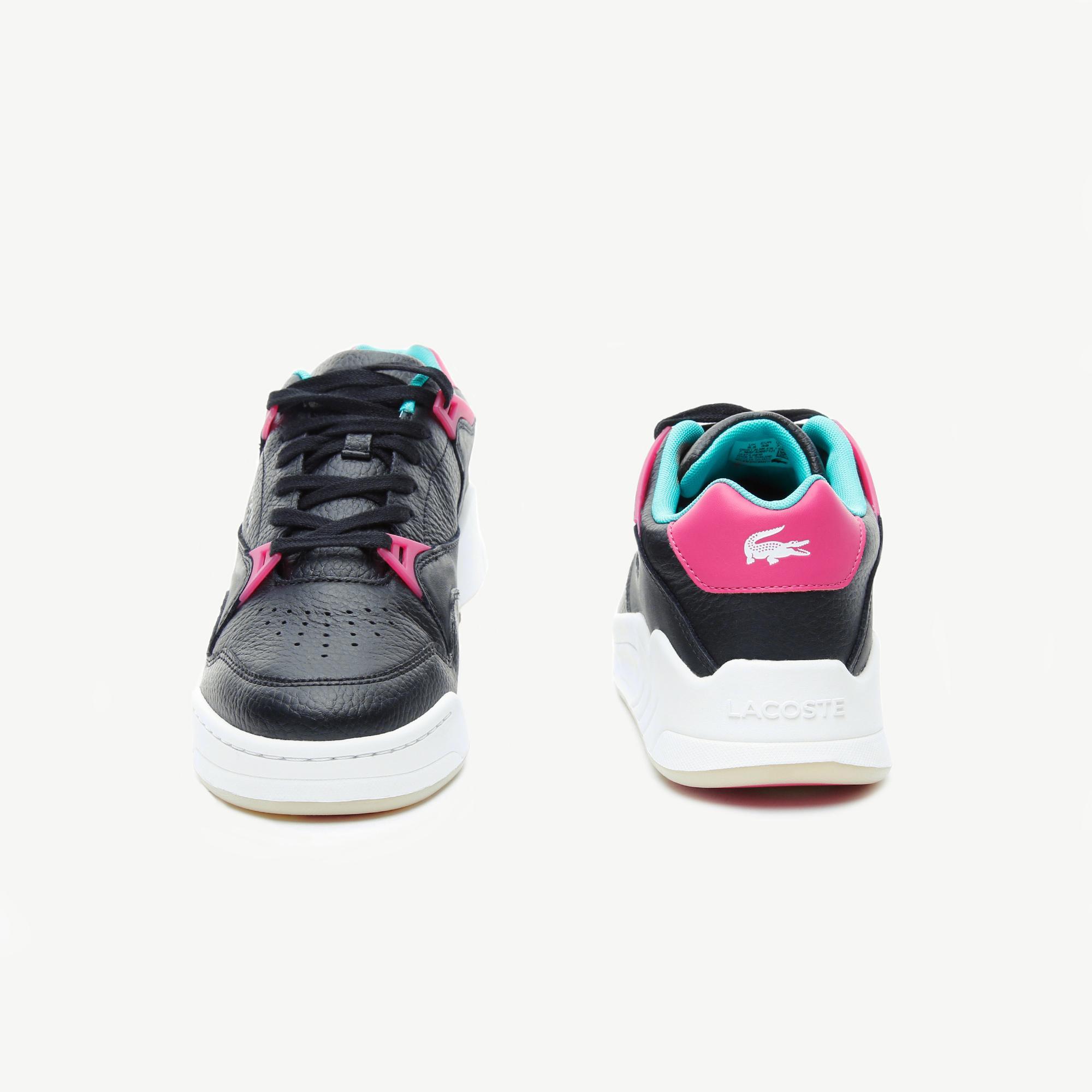 Lacoste Court Slam 419 1 Qsp Sfa Kadın Siyah Sneaker