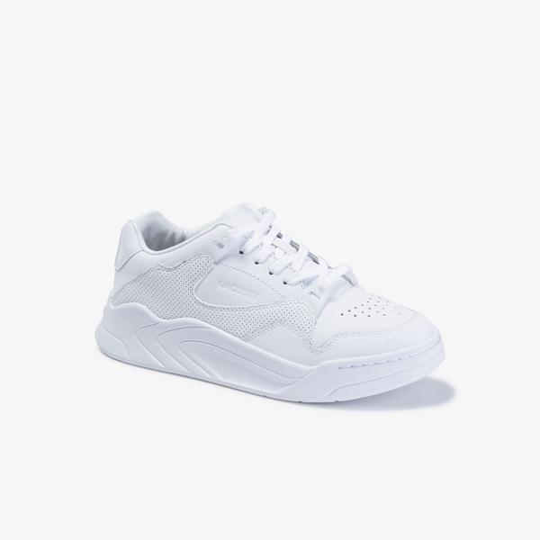 Lacoste Court Slam Kadın Beyaz Ayakkabı