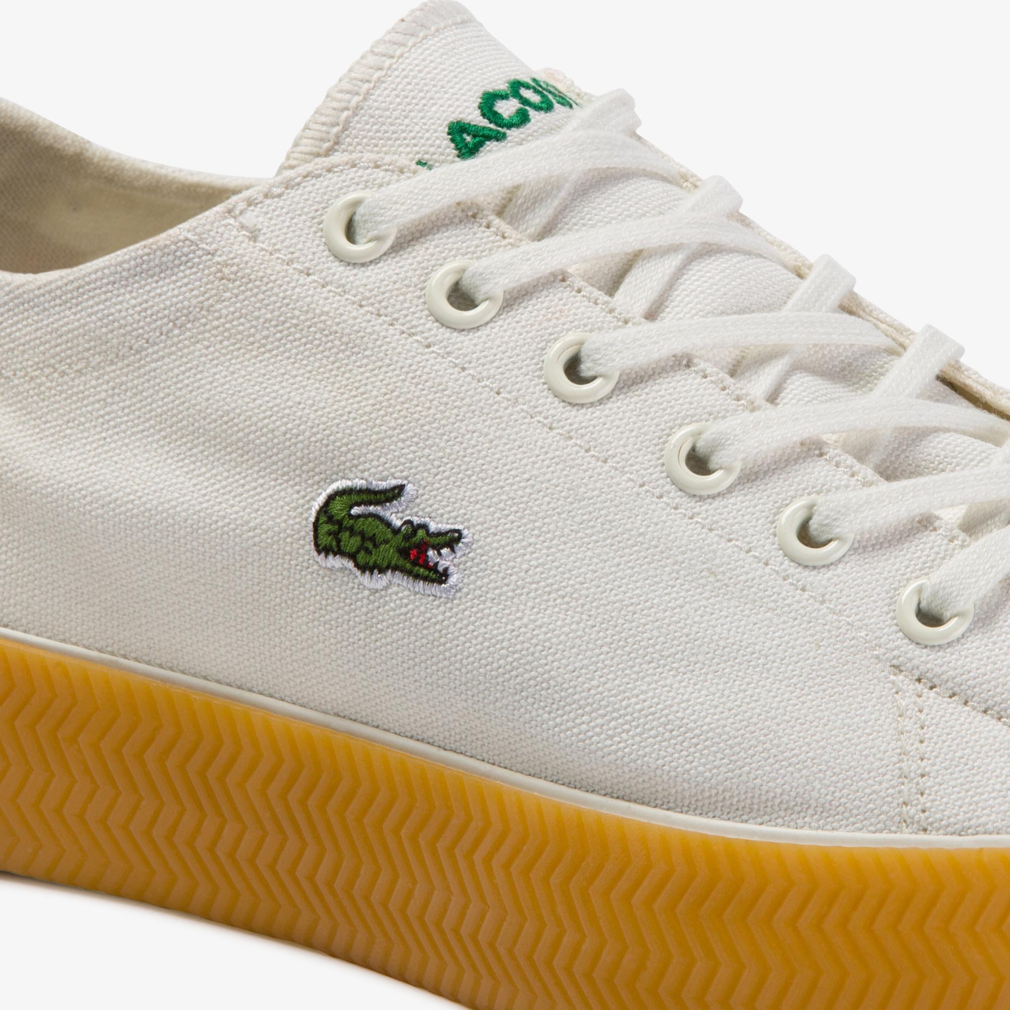 Lacoste Gripshot Kadın Beyaz Ayakkabı