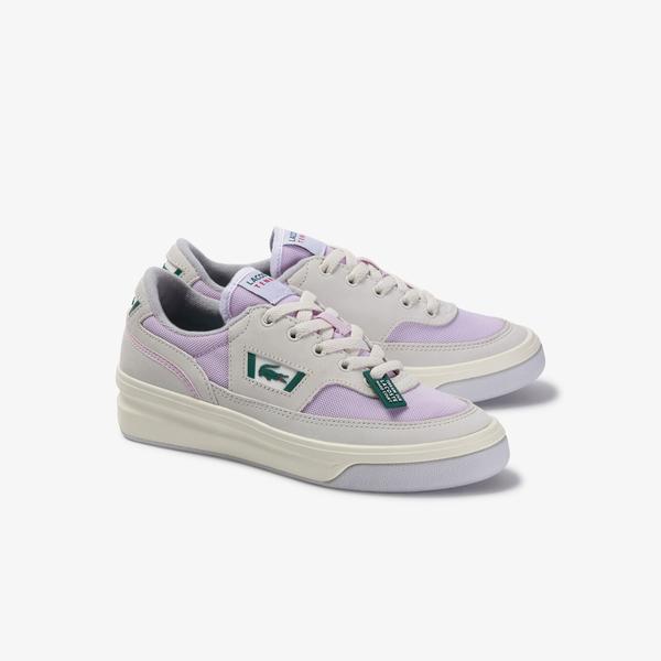 Lacoste G80 Og 120 1 Sfa Kadın Beyaz Deri Sneaker