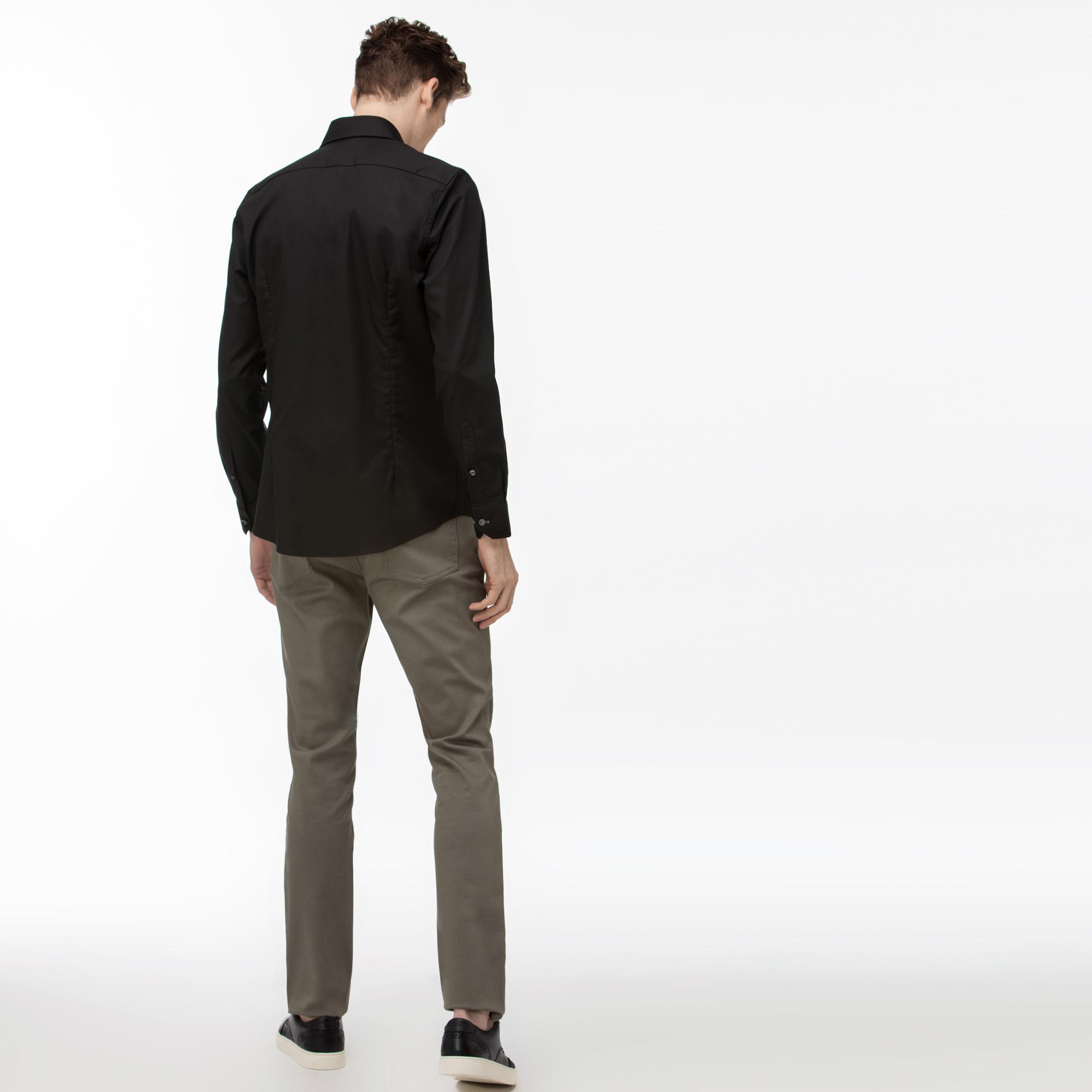 Lacoste Erkek Slim Fit Haki Pantolon