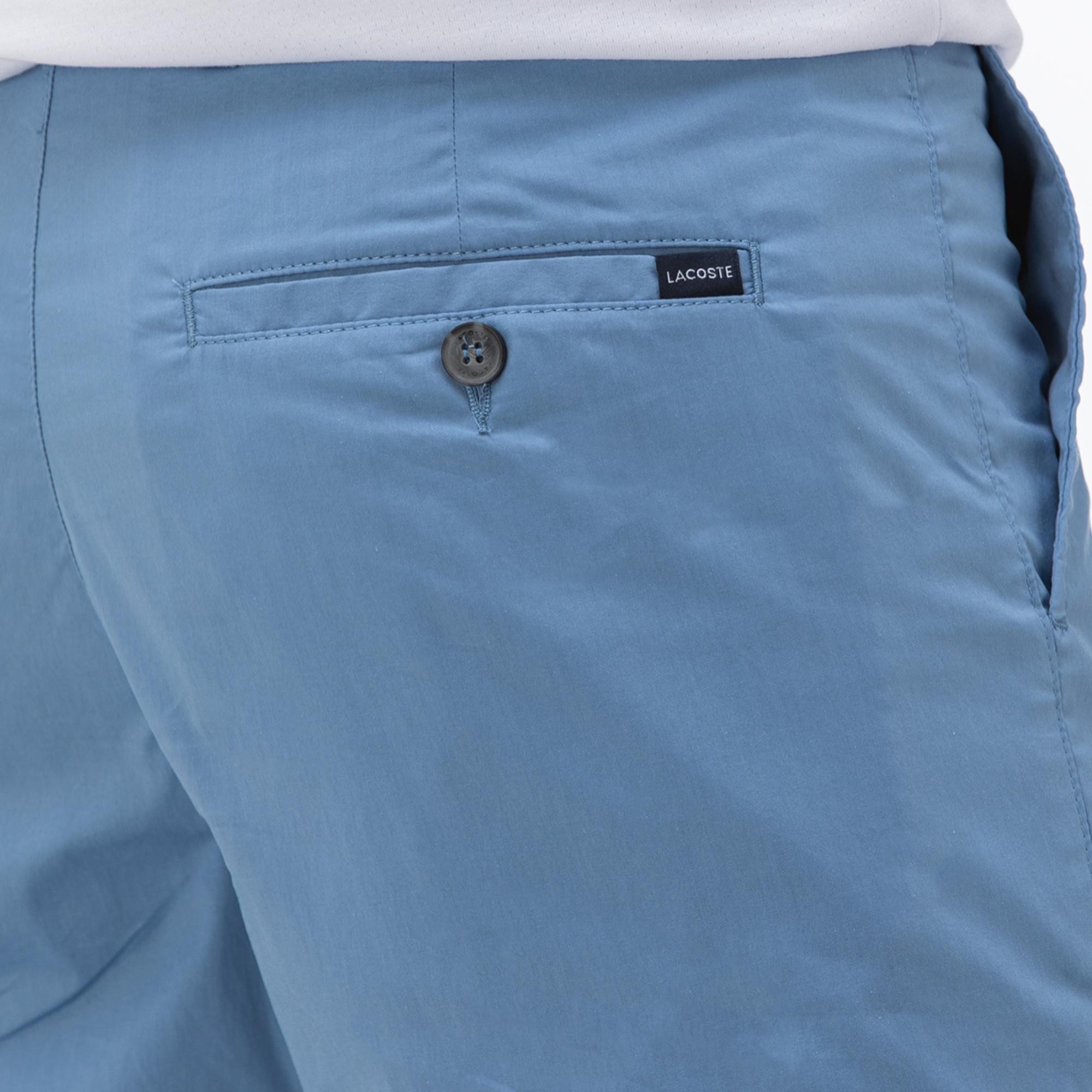 Lacoste Erkek Açık Mavi Bermuda