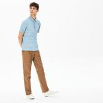 Lacoste Erkek Regular Fit Açık Mavi Paris Polo