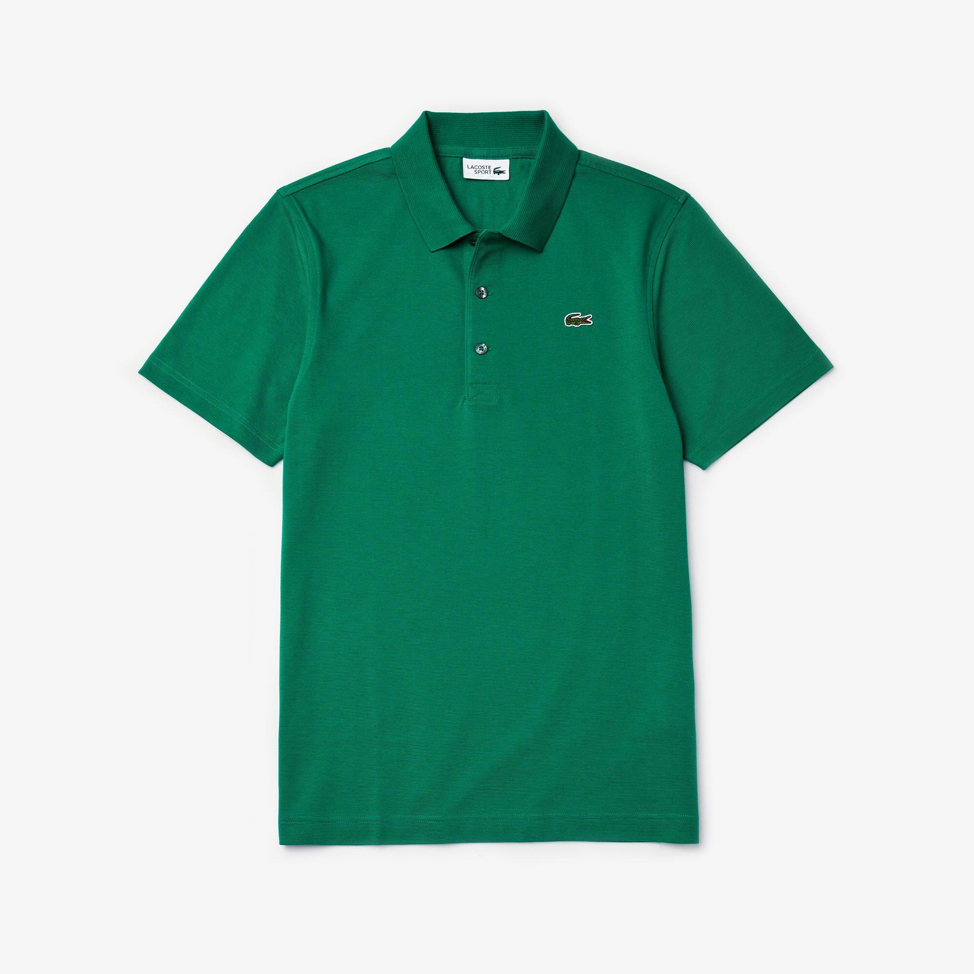 Lacoste Sport Erkek Yeşil Polo