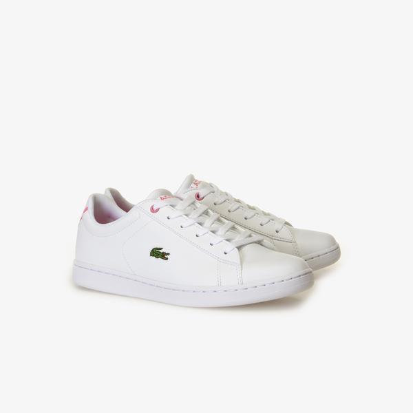 Lacoste Çocuk Beyaz Ayakkabı