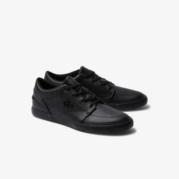 Lacoste Bayliss 120 2 Cma  Erkek Siyah Ayakkabı
