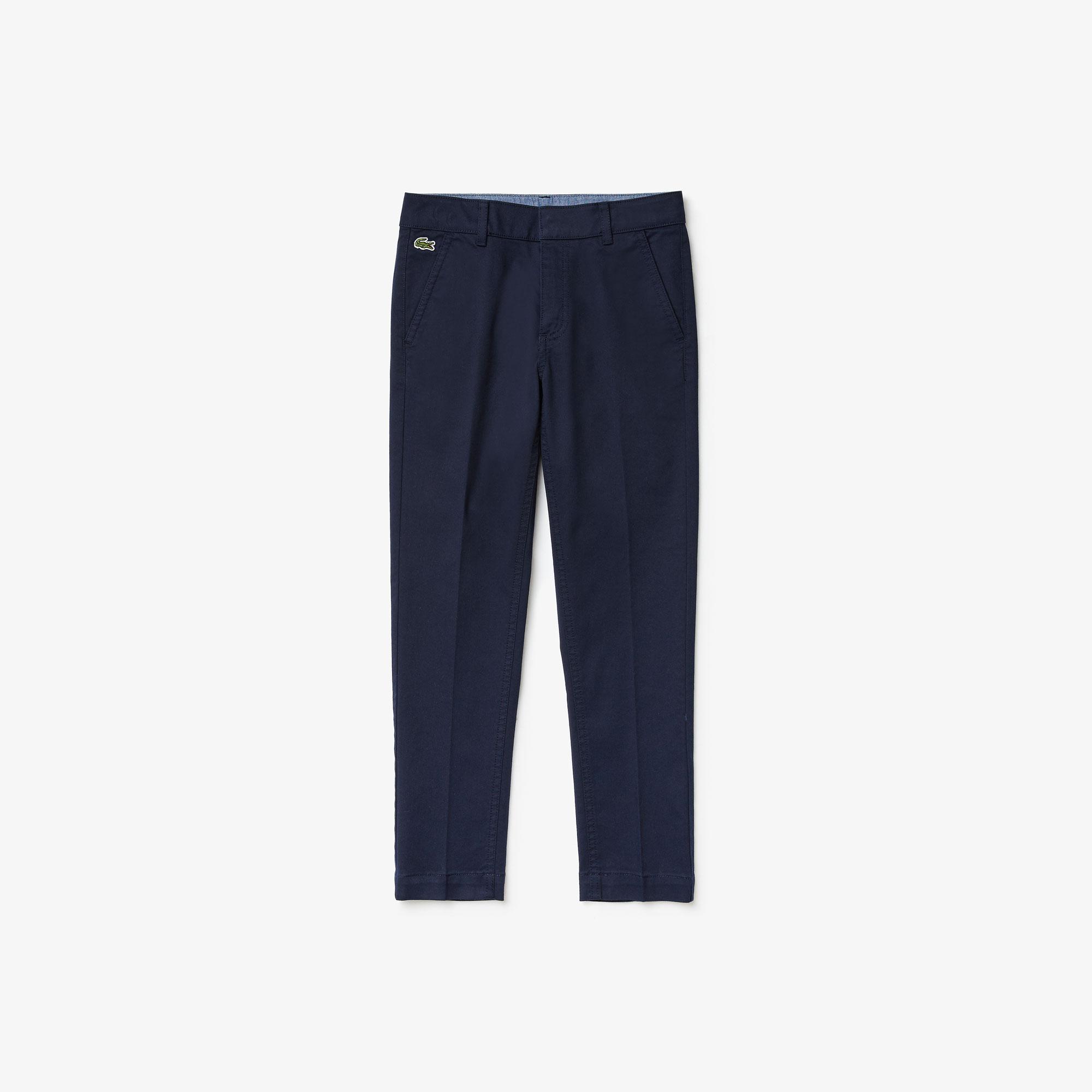 Lacoste Çocuk Lacivert Pantolon