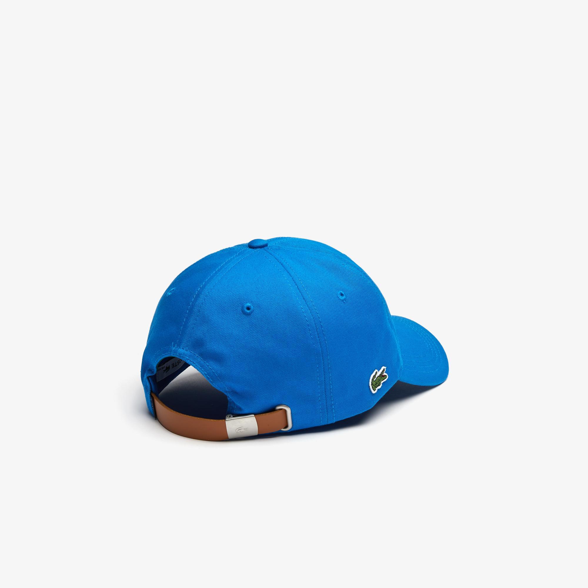 Lacoste Unisex Mavi Şapka
